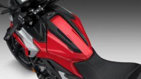 Új Honda NC750X : + 3.6 LE, - 6 KG