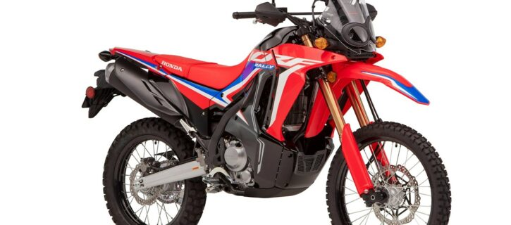HONDA CRF300 RALLY - 2021