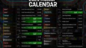 Frissült a MotoGP naptár. Március 28. Katar az első dátum