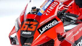 Bemutatták a Ducati 2021-es csapatát