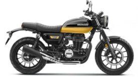 Honda CB350RS- terepes verzió érkezik az indiai piacra szánt modellhez
