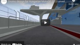Bemutatták a Dromo elképzelését a magyar MotoGP pályára vonatkozóan ( helyreigazítás)