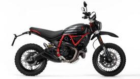 Ducati Scrambler Desert Sled – új limitált változat