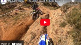 Spanyol Hard Enduro – Mario Roman videója