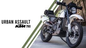 Urban Assault KTM 790