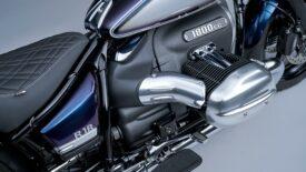 A BMW Motorrad kibővíti az R 18 és R 18 Classic tartozékpalettáját.