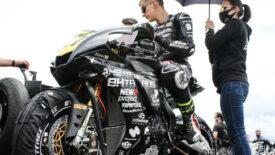 Kovács Bálint: infúzió után dobogó a Spanyol Superbike Bajnokságban