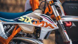 KTM EXC 2022 Enduro sorozat