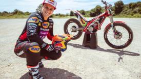 Laia Sanz visszatér a TrialGP-be