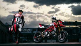 Új Ducati Hypermotard 950 - új váltó, fényezés és Euro5 homologizáció