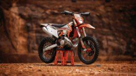 KTM 300 EXC TPI Erzbergrodeo 2022 - Extrém Enduro verzió