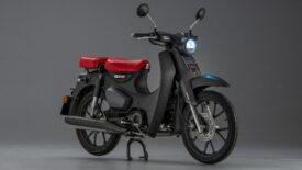 A Super Cub és a Monkey visszatér a Honda európai modellkínálatába