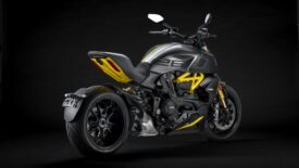 Ducati Diavel 1260 S - Black and Steel