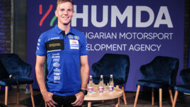 A HUMDA együttműködésében folytatja Sebestyén Peti a Supersport-világbajnokságon