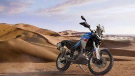 Aprilia Tuareg 660 – 2022