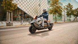 Az új BMW CE 04.