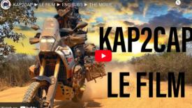 Kap2Cap - 24 ország, 26.000 kilométer - videó