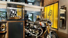 Közös kollekciót mutat be a Breitling és a Triumph