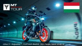 Yamaha MT Tour 2021