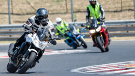 Hétvégén ismét ingyenes motoros közlekedésbiztonsági nap a HUMDA szervezésében