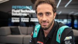 Dovizioso visszatért a GP-be