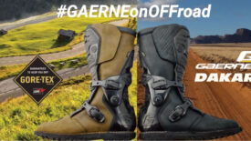 Gaerne Dakar Gore-Tex – Menj, amerre a kaland hív!