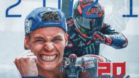 Fabio Quartararo a MotoGP világbajnoka